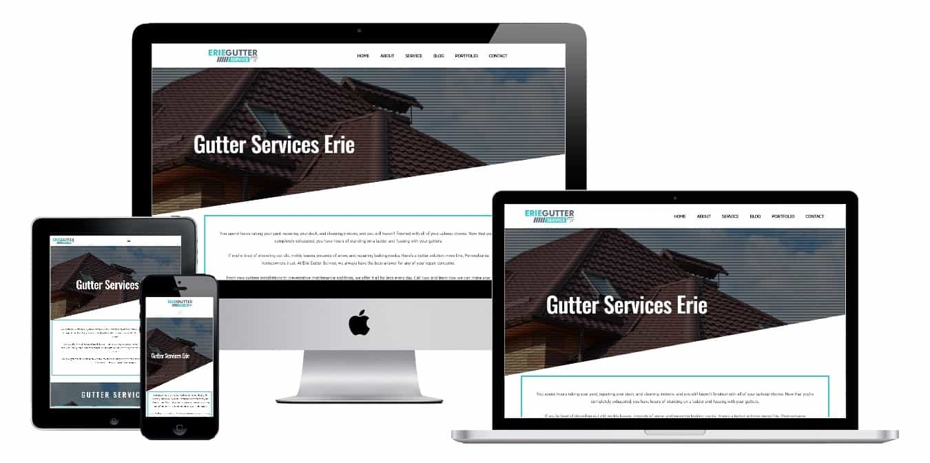 Gutter Service Page
