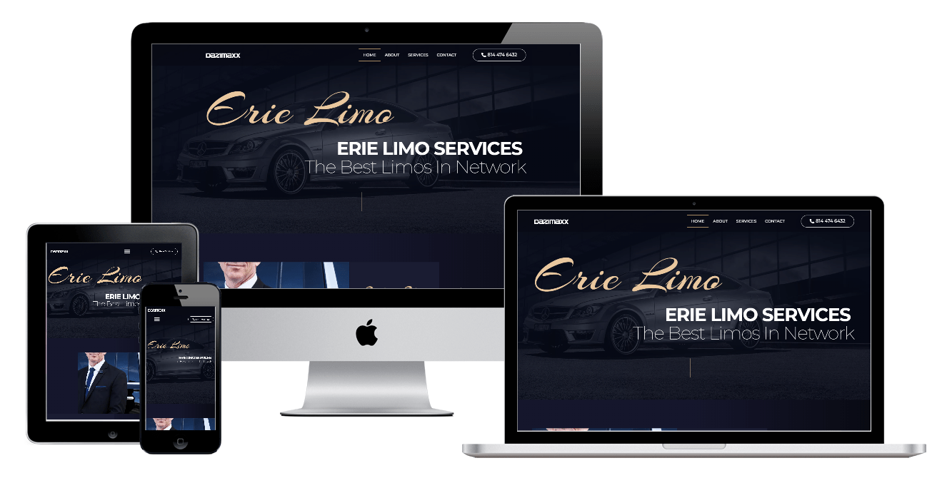 Limo Services Template